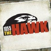 The Hawk - KTHK Logo