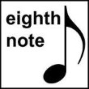 Eighth Note Radio Logo