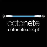 Cotonete Eighties Radio Logo