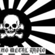 Rising Metal Logo