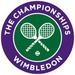 Radio Wimbledon No.1 Court (97.8FM) Logo