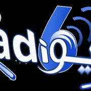 Radio 6 Tunis Logo