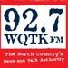 92.7 WQTK Logo