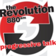 The Revolution - WPEK Logo