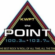 The Point - K274AM Logo
