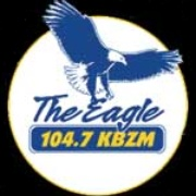 The Eagle - KBZM Logo