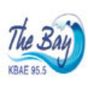 KBAE - 95.5 The Bay Logo