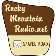 Rocky Mountain Radio - Gravel Road Logo