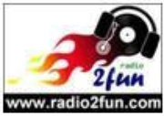 Radio2Fun Station 2 Logo