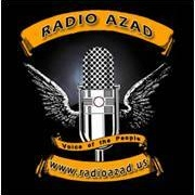 Radio Azad 1110 AM Logo