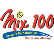 Mix 100 - KIMN-HD2 Logo
