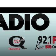 Kickin Big Country 92.1 - WFPS Logo