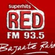 Red FM  93.5 - Indore Logo