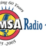 The New 1340 - WMSA Logo
