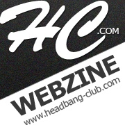 Headbang Club Webzine Logo