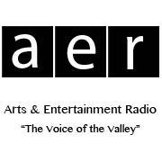 Arts  Entertainment Radio Logo