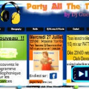 Party All The Time Radio Logo