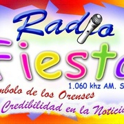 Radio Fiesta Machala AM 1060 Logo