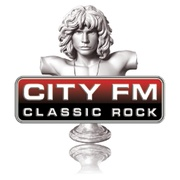 City FM Live Rock Logo