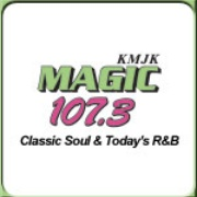 Magic 107.3 - KMJK Logo