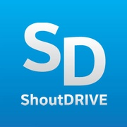 Shout Drive Radio Logo