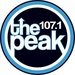 The Peak 107.1 - WXPK Logo