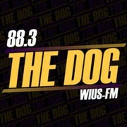 The Dog - WIUS Logo