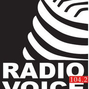 Radio Voice 104.2 Logo