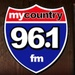 My Country 96.1 - WJVC Logo